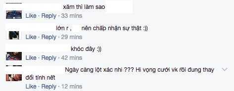 Hoai Lam lo hinh xam lon, fan 'khoc rong' vi that vong hinh anh 3