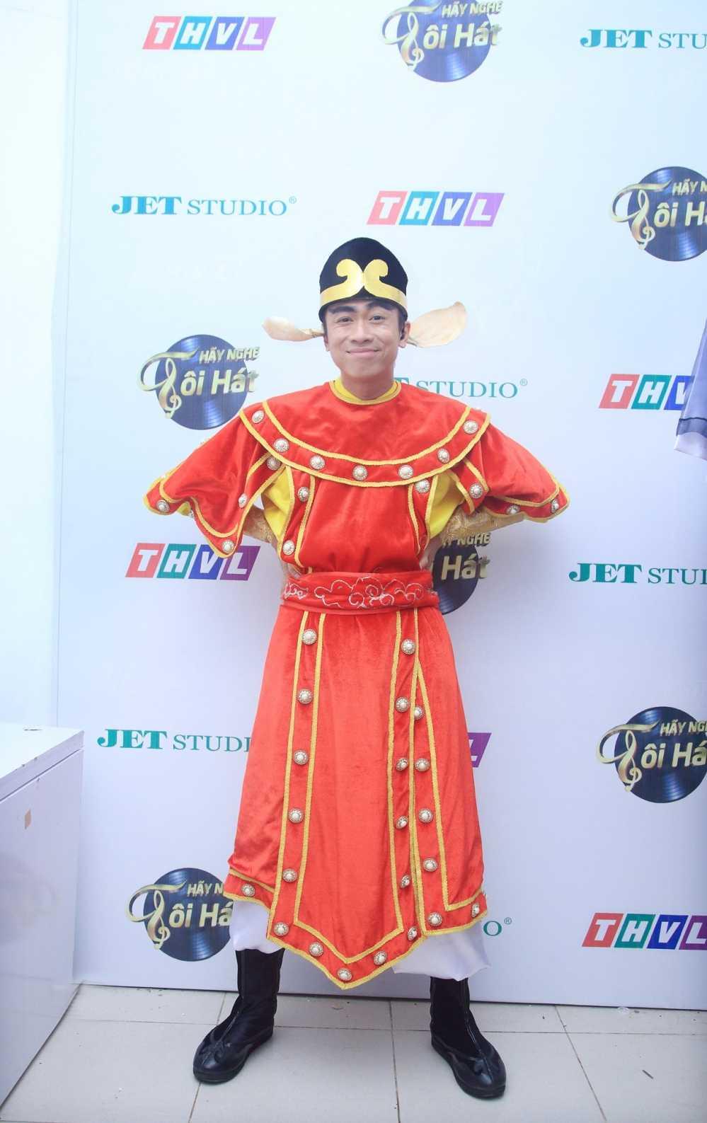 Ho Viet Trung hai huoc voi phien ban Tru Bat Gioi gay nhat the gioi hinh anh 2