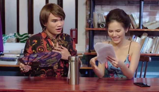 Khac Viet thay the Thai Hoa dong 'De Mai tinh 3'? hinh anh 2