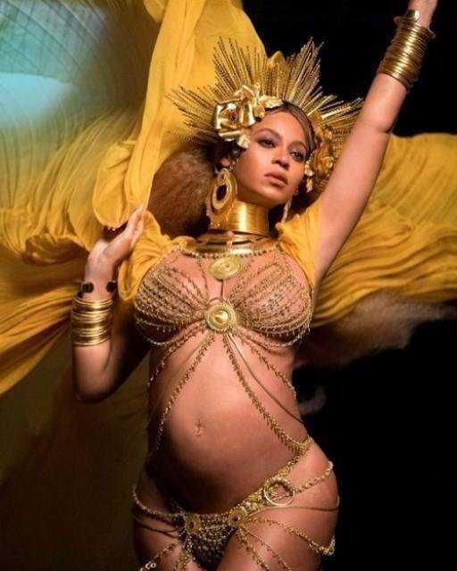 Huong Giang Idol 'dao' hinh tuong nu than cua Beyonce? hinh anh 3