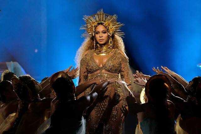 Huong Giang Idol 'dao' hinh tuong nu than cua Beyonce? hinh anh 2