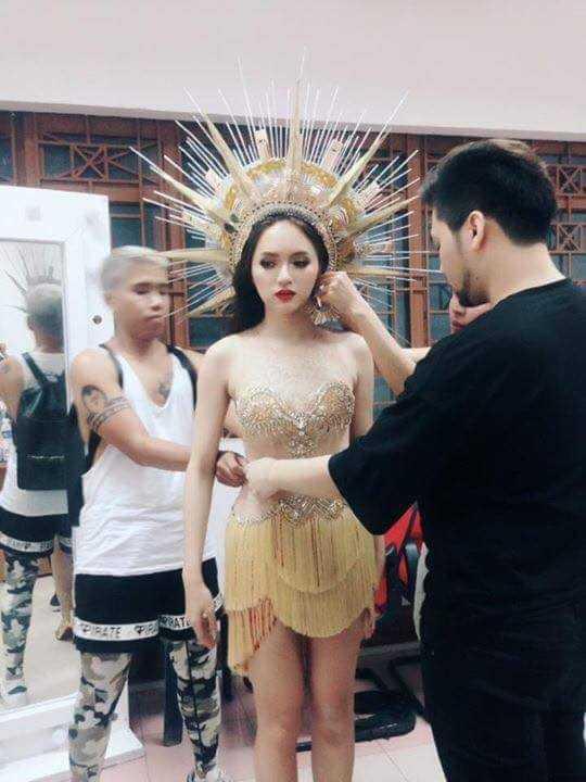 Huong Giang Idol 'dao' hinh tuong nu than cua Beyonce? hinh anh 5