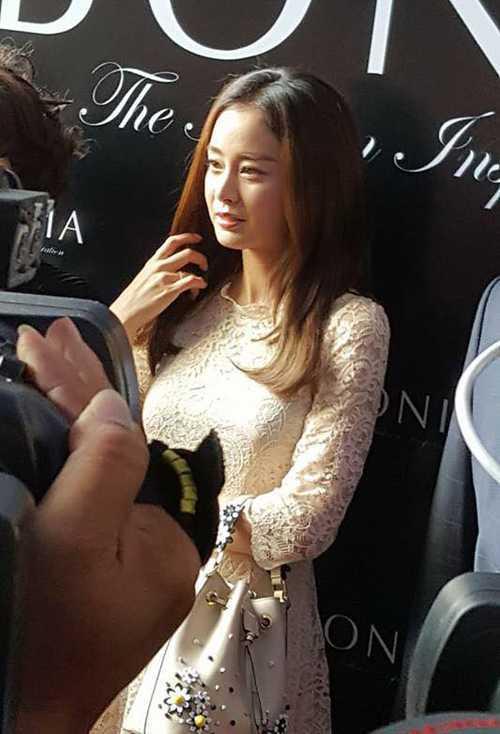 Kim Tae Hee có chòng càng mạn mà, duyen dáng hinh anh 5