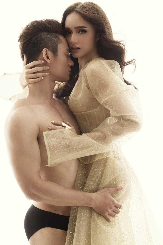 Huong Giang chuyen gioi sexy trong bo anh bi to 'dao nhai' Beyonce hinh anh 7