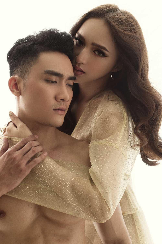 Huong Giang chuyen gioi sexy trong bo anh bi to 'dao nhai' Beyonce hinh anh 8