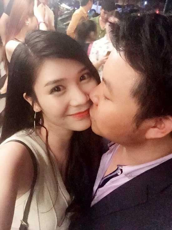 Quang Le sap cuoi ban gai hot girl kem 11 tuoi? hinh anh 3