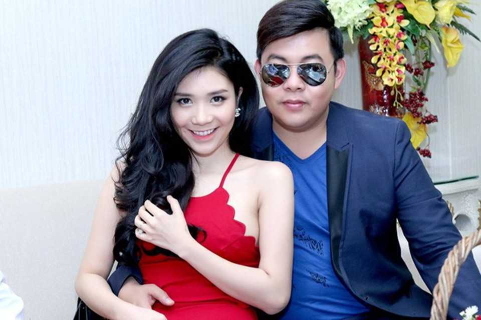 Quang Le sap cuoi ban gai hot girl kem 11 tuoi? hinh anh 2