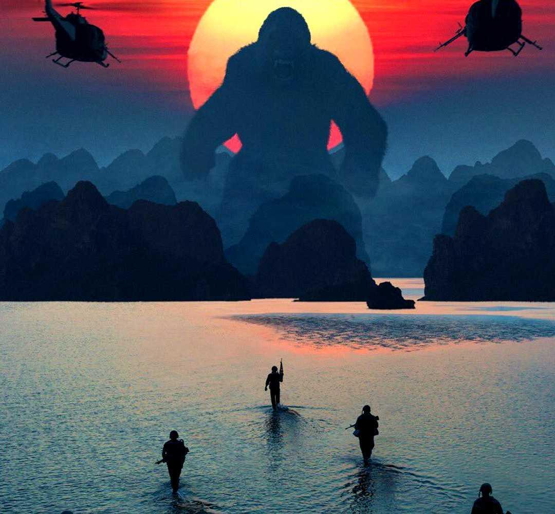 Nhung bi mat phia sau phien ban King Kong khong lo nhat moi thoi dai hinh anh 2