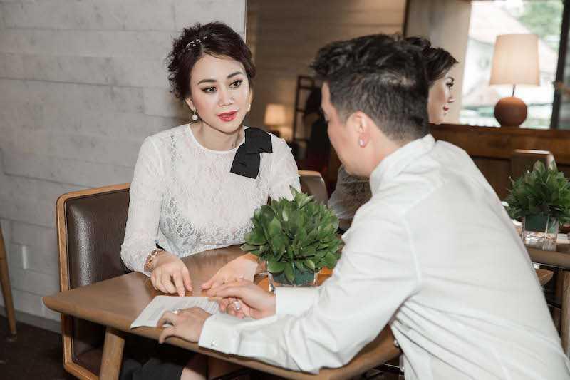 Hoa hau Diem Huong, Duong Yen Ngoc sexy di thu do hinh anh 11