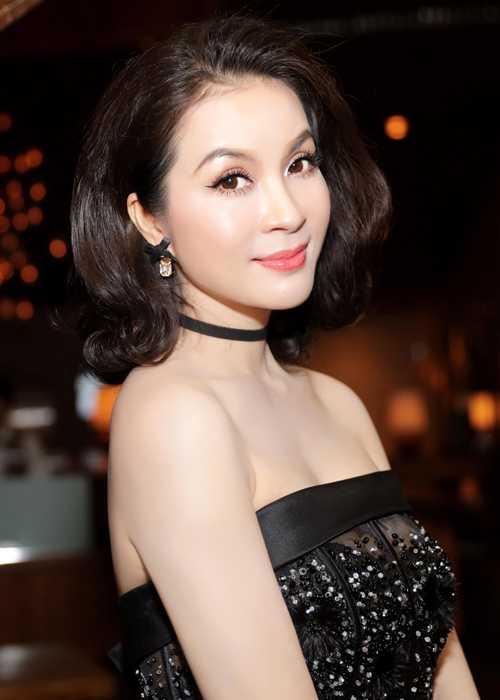 Ha Kieu Anh, Thanh Mai U50 nhan sac van chua tan phai hinh anh 4