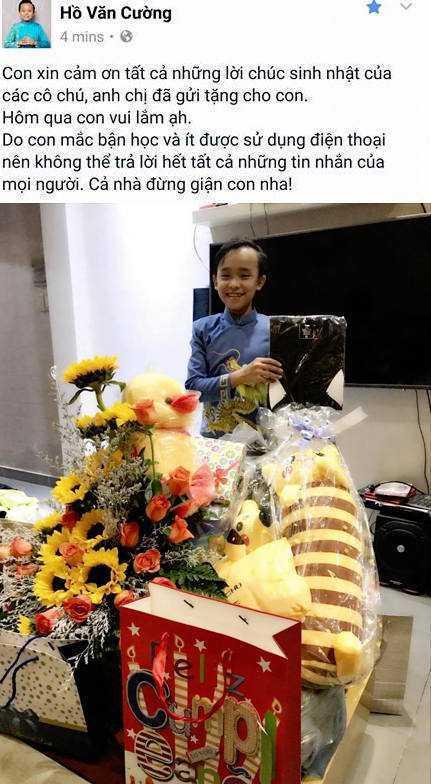 Ho Van Cuong nhan duoc 'nui' qua trong ngay sinh nhat hinh anh 1