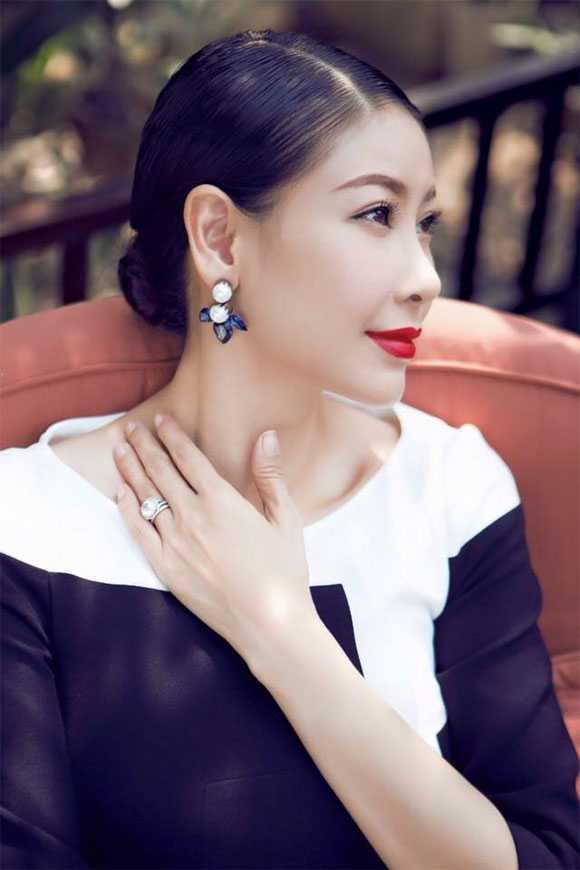 Ha Kieu Anh, Thanh Mai U50 nhan sac van chua tan phai hinh anh 19
