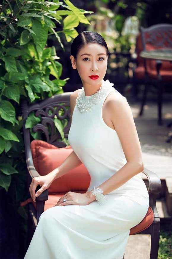 Ha Kieu Anh, Thanh Mai U50 nhan sac van chua tan phai hinh anh 20