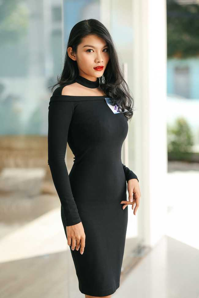 Nhan sac that cua dan my nhan du thi 'The Face 2017' hinh anh 9