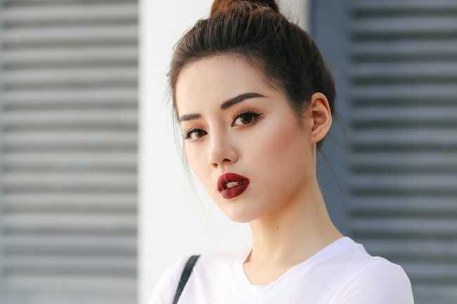 Nhan sac that cua dan my nhan du thi 'The Face 2017' hinh anh 2