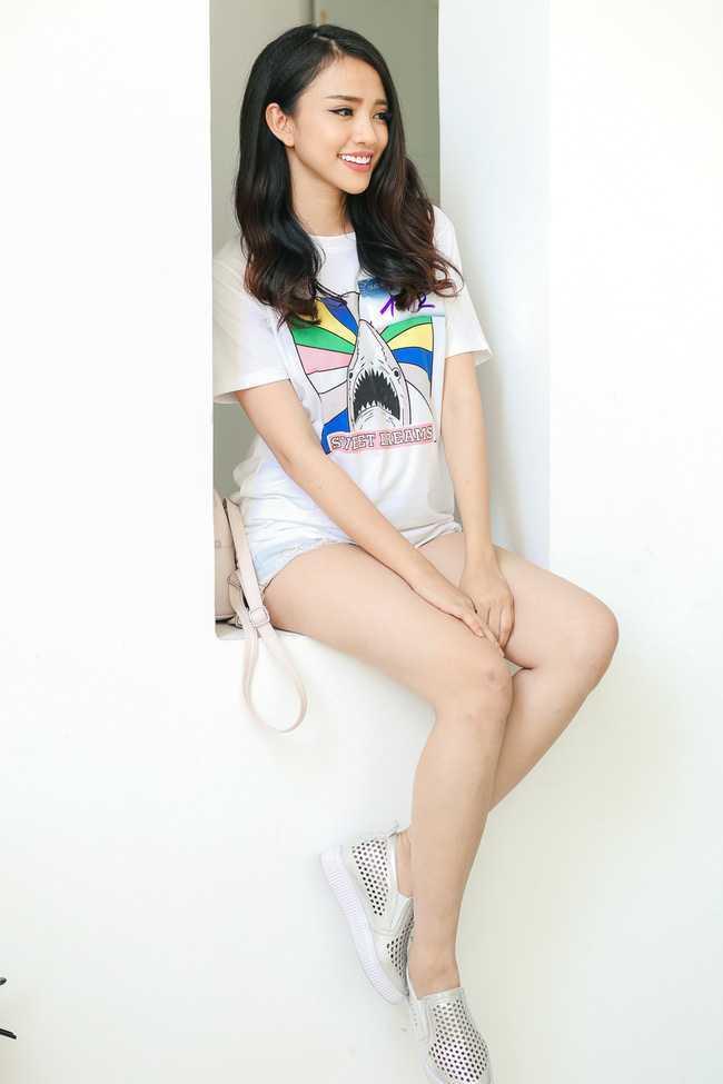 Nhan sac that cua dan my nhan du thi 'The Face 2017' hinh anh 8
