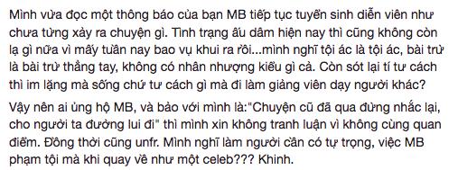 Theo hoc Minh Beo co thanh dien vien hay lai la nan nhan tiep theo cua ke bien thai? hinh anh 4