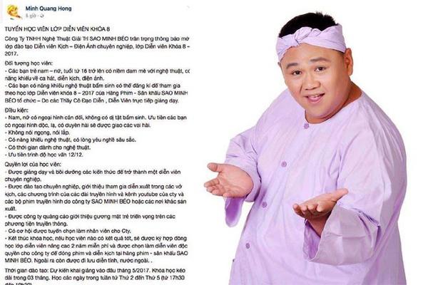 Cuc Nghe thuat, So Van hoa: Minh Beo chua bi cam hoat dong nghe thuat o Viet Nam hinh anh 1