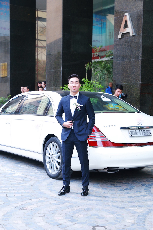MC Thanh Trung dung sieu xe 21 ty dong di don dau hinh anh 3