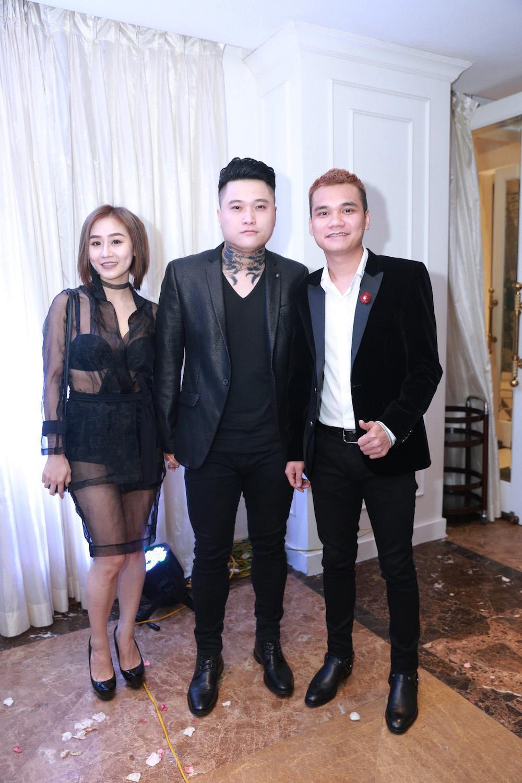 Dam cuoi MC Thanh Trung: Cong Ly sanh doi tinh moi, hoi ngo Thao Van hinh anh 9