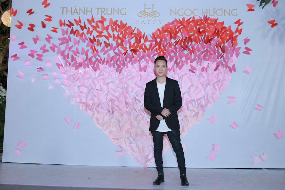 Dam cuoi MC Thanh Trung: Cong Ly sanh doi tinh moi, hoi ngo Thao Van hinh anh 13