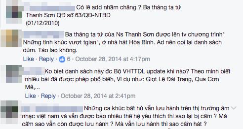 Xuat hien thong tin cam bieu dien 'Roi mai thuc giac', 'Mau hoa do' tu nam 2014 hinh anh 4