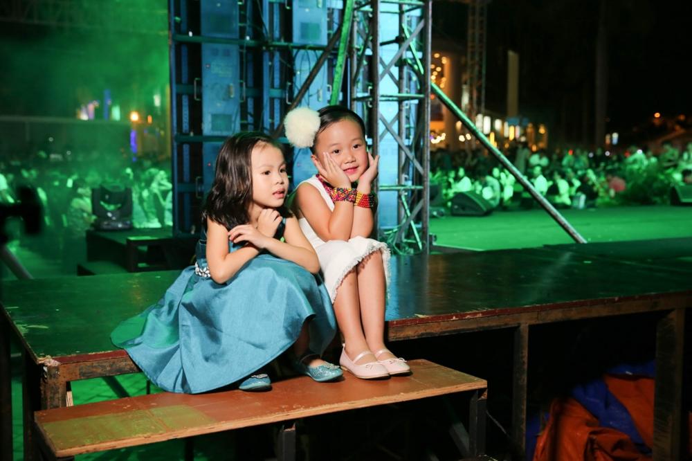 'Tieu cong chua' nha Linh Nga, Ha Kieu Anh cang lon cang dang yeu hinh anh 5