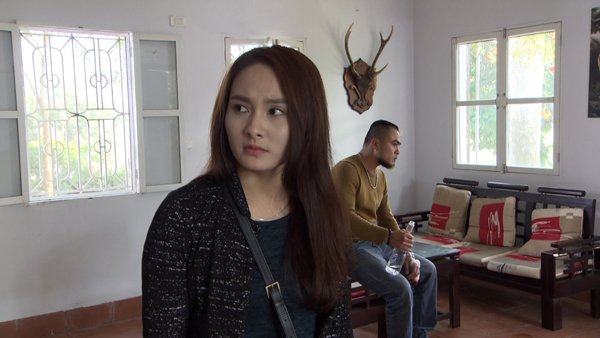 Nhan sac sexy cua my nhan dong 'Nguoi phan xu', 'Song chung voi me chong' hinh anh 4