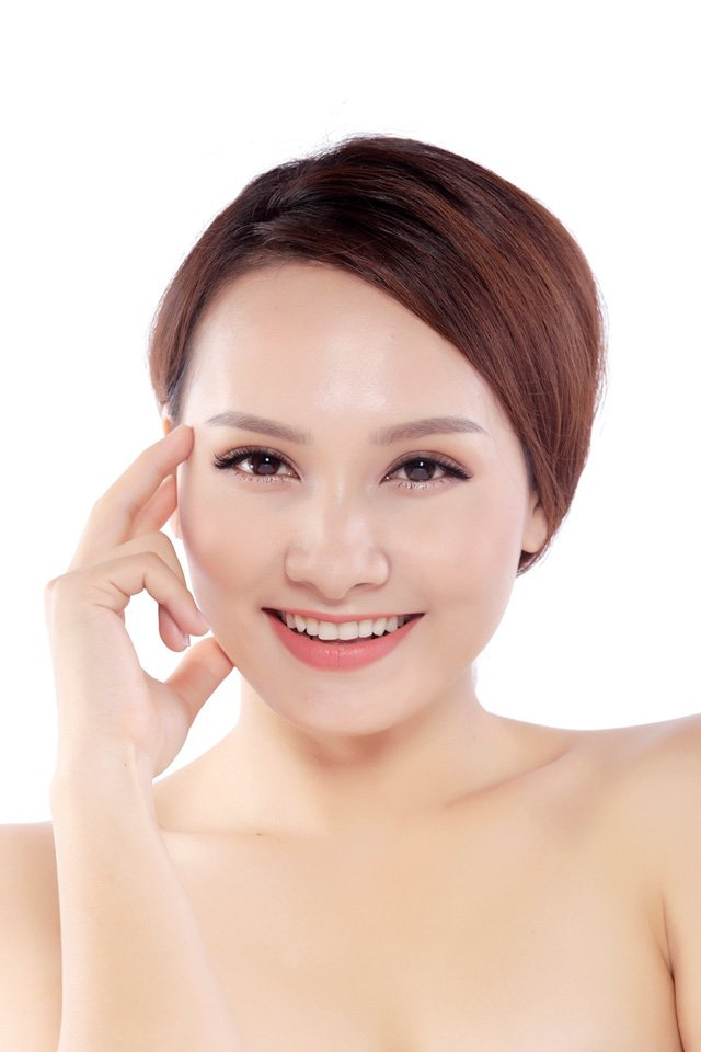 Nhan sac sexy cua my nhan dong 'Nguoi phan xu', 'Song chung voi me chong' hinh anh 8