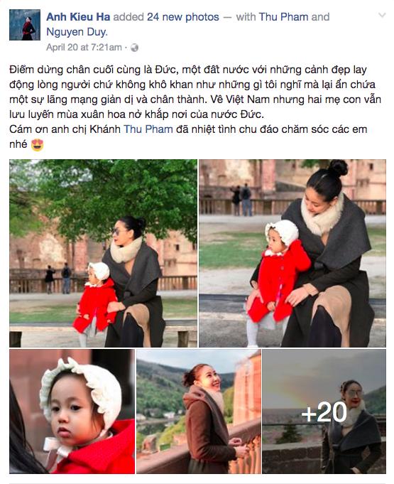 Cuoc song nhieu nguoi mo uoc cua Hoa hau Ha Kieu Anh hinh anh 8