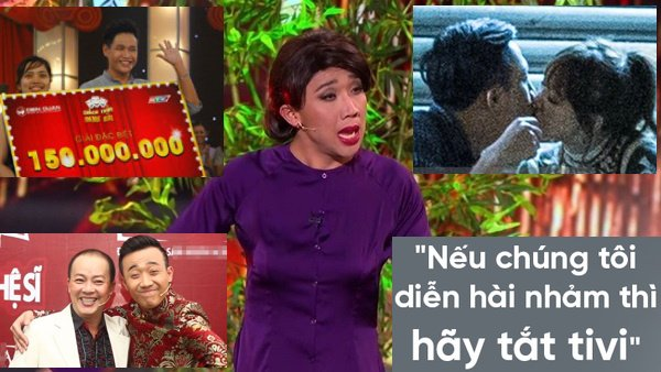Ly do khien VTV, Dai Vinh Long han che, cam cua Tran Thanh hinh anh 1