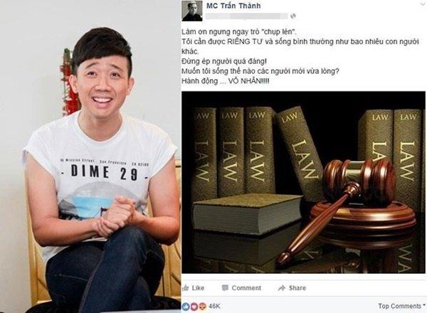 Ly do khien VTV, Dai Vinh Long han che, cam cua Tran Thanh hinh anh 3