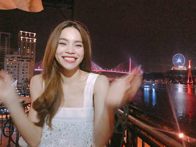 Tang Thanh Ha tai xuat xinh dep sau khi sinh con thu 2 hinh anh 2