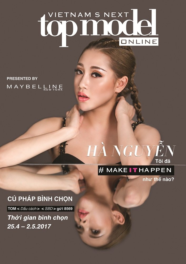 Lo dien 20 guong mat lot Top Model Online 2017 hinh anh 10