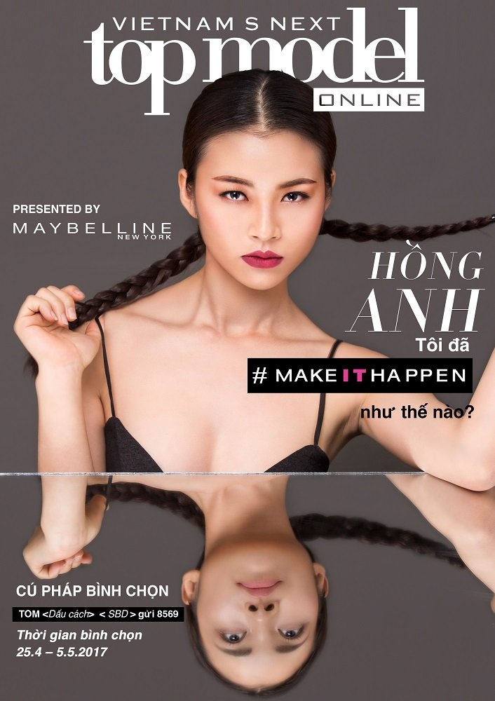 Lo dien 20 guong mat lot Top Model Online 2017 hinh anh 8