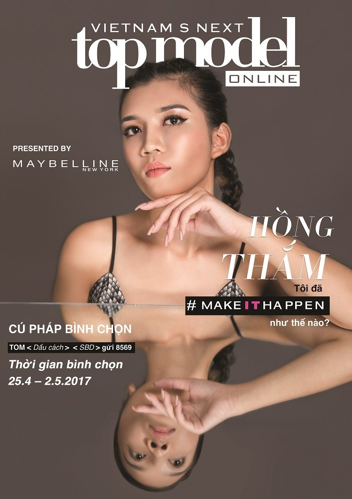 Lo dien 20 guong mat lot Top Model Online 2017 hinh anh 5