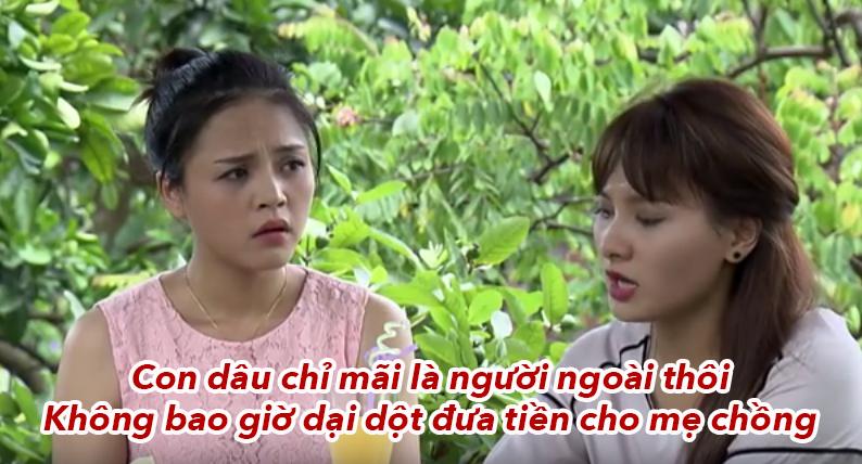 Song chung voi me chong tap 14: Ba Phuong va Thanh lap muu lay tien cua Van hinh anh 2