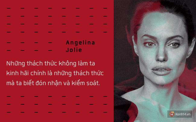 Angelina Jolie ben Brad Pitt cung giot nuoc mat va nu cuoi trong suot 12 nam qua hinh anh 5