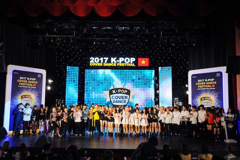 Nhom nhay Supernova dai dien Viet Nam tham du K-pop Cover Dance Festival hinh anh 1