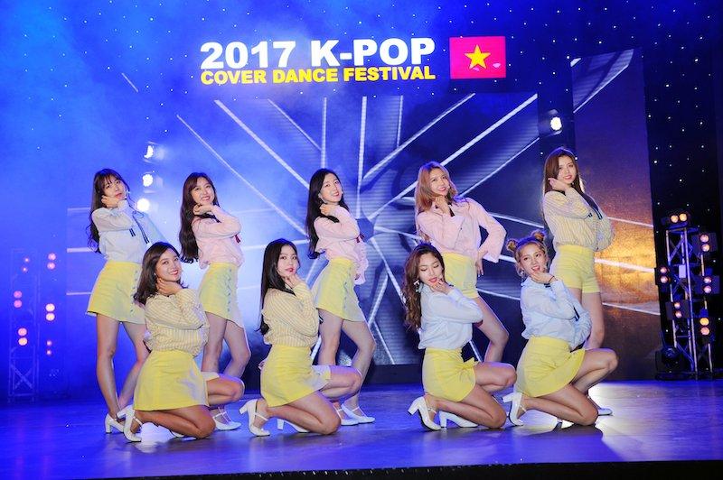 Nhom nhay Supernova dai dien Viet Nam tham du K-pop Cover Dance Festival hinh anh 3