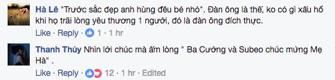 Cuong Do la gui loi chuc y nghia danh rieng cho Ho Ngoc Ha hinh anh 2