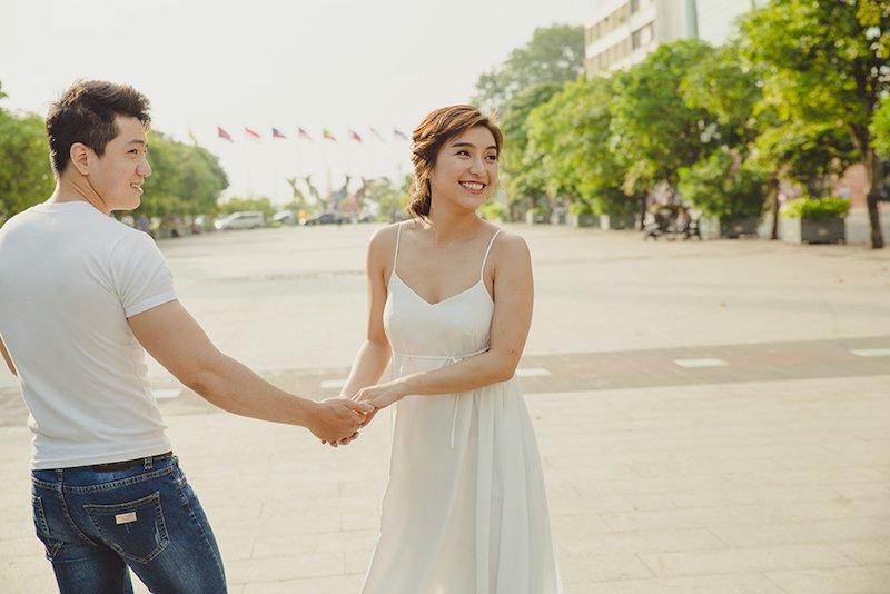 Chau gai Lam Truong lan dau sexy khoe 'sieu vong mot' hinh anh 1