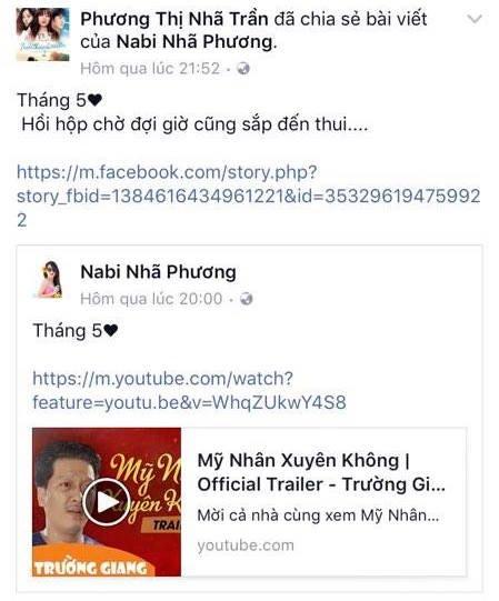 Ro tin don cuoi Truong Giang vao thang 5, Nha Phuong len tieng hinh anh 5