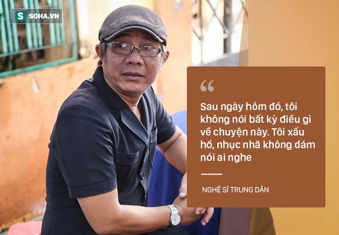 Bi Huong Giang Idol xuc pham, nghe si Trung Dan bo ngang ghi hinh gameshow hinh anh 3