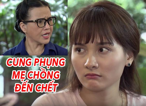Song chung voi me chong tap 19: 'Chau phai cung phung me chong den luc chet' hinh anh 2