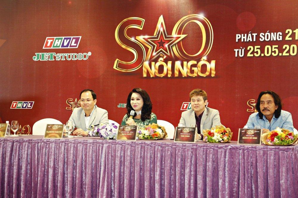 Sau 10 nam vang bong, Luong Bang Quang tai xuat showbiz tai 'Sao noi ngoi' hinh anh 2