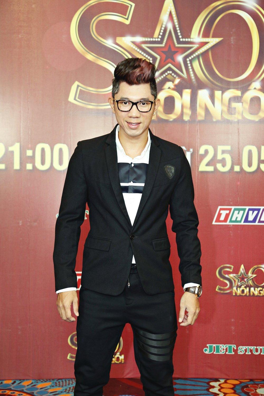 Sau 10 nam vang bong, Luong Bang Quang tai xuat showbiz tai 'Sao noi ngoi' hinh anh 3