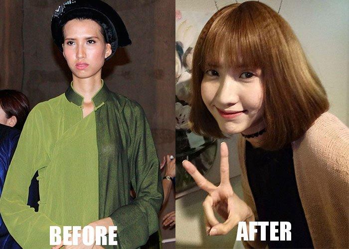 Nhan sac 'lot xac' hau dao keo cua dan my nhan Vietnam's Next Top Model - All Stars hinh anh 2