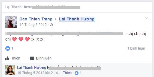 Cao Thien Trang bi 'nem da' vi gia tao, dim hang Lai Thanh Huong hinh anh 3