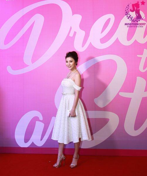 Dan sao Viet do ve sexy tai le khoi dong cuoc thi 'Miss Teen 2017' hinh anh 3